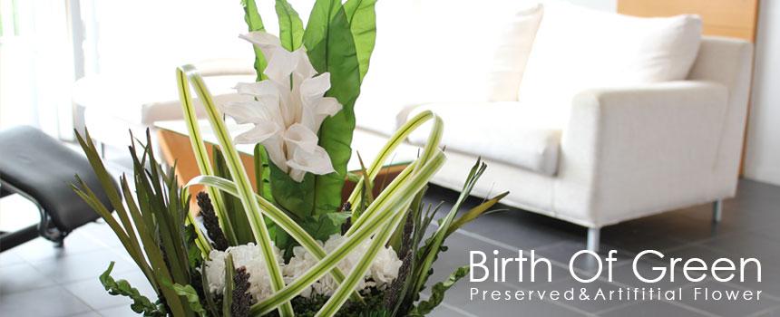 Birth Of Green