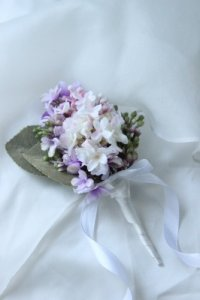 Boutonniere(Lilac)