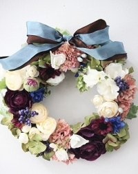 Colored Wreath