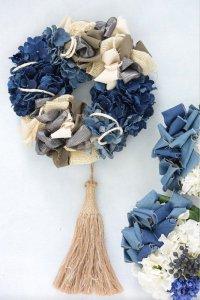 Summer Wreath(Blue Wreath)