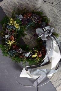 Christmas Wreath(Botanical)