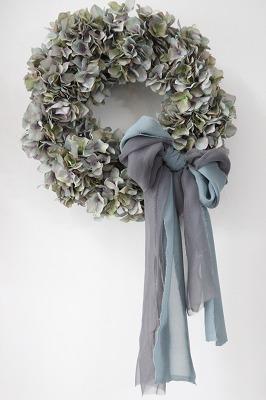 画像1: Grayish Wreath