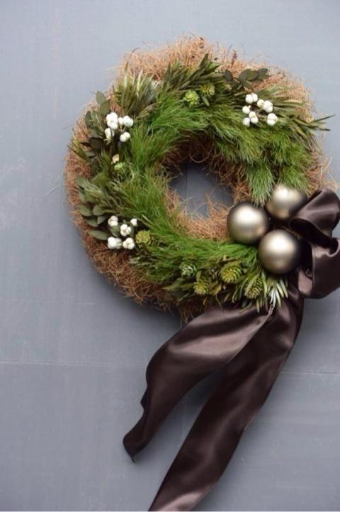 画像1: Straw Wreath