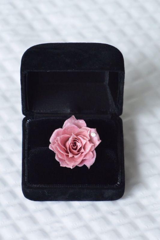 画像1: プレゼント用 リングBOX