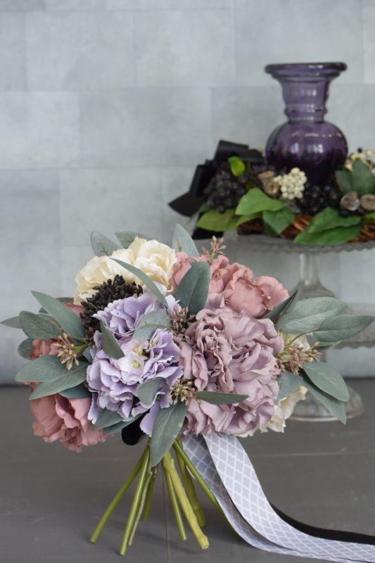 画像1: Mauve Bouquet