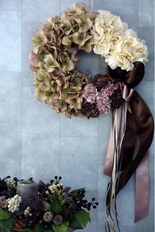 画像1: Wreath  for Mom