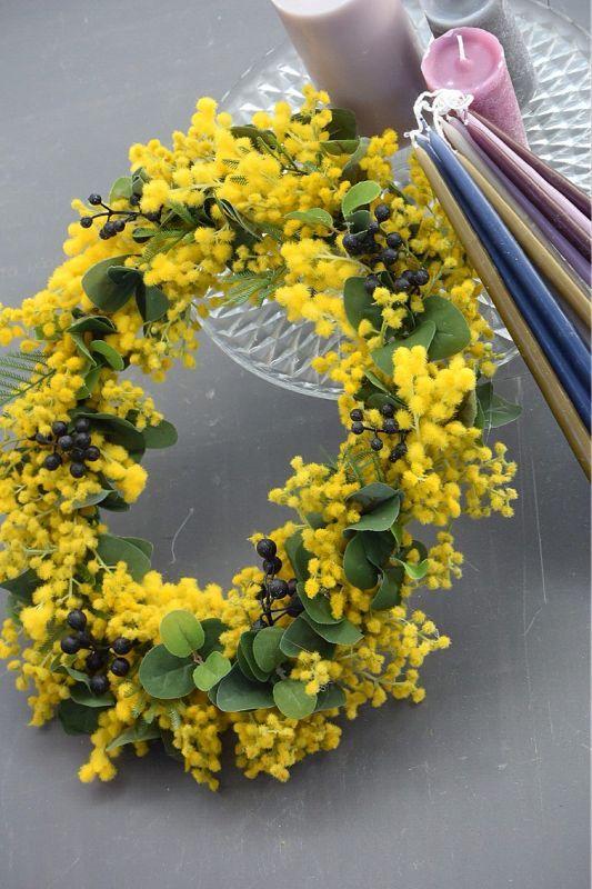 画像1: Oval Mimosa