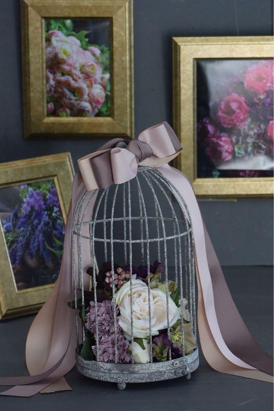 画像1: Flower Cage