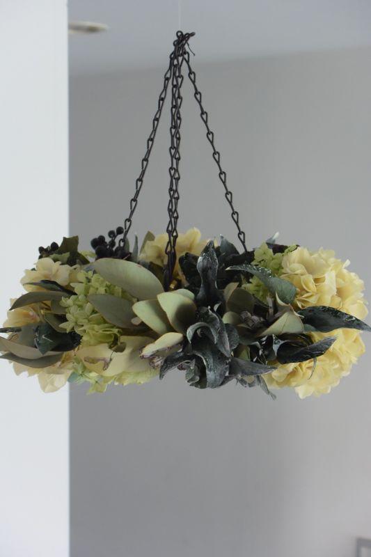 画像1: Flying Wreath(shabby:1)