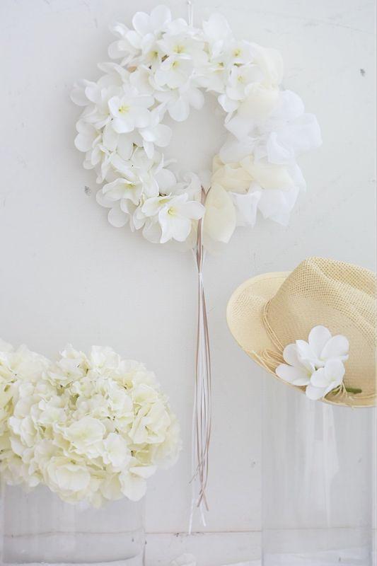 画像1: Plumeria Wreath